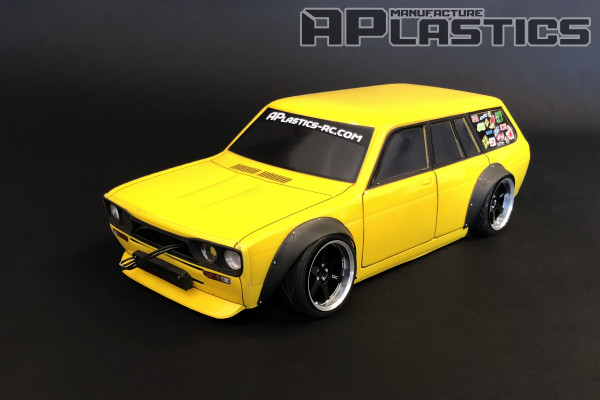Datsun 510 wagon widebody